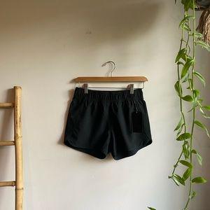 COPY - NWT Black Ripzone shorts XS